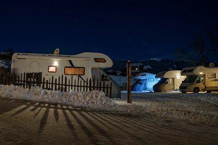 Reisemobilstellplatz Camping Seiser Alm