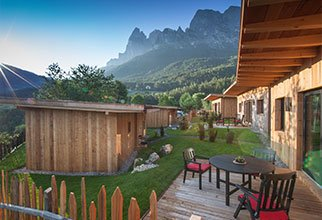 Dolomite Lodges